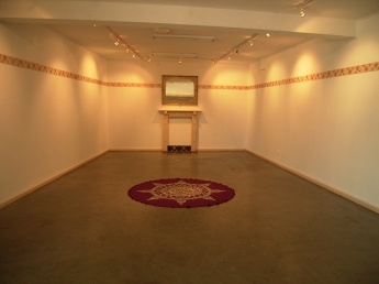Changing Rooms (2006) exhibition view
